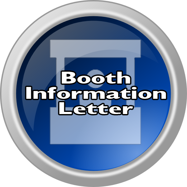 Booth Information Letter